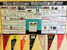 What College/University did our staff attend?
