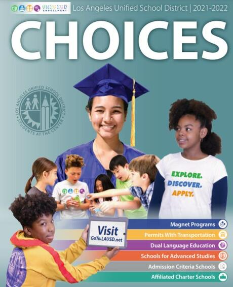 Choices Magnet School Meeting OCTOBER 20 at 2:00 PM